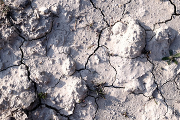 Soil drought dry earth cracked texture ground -2
