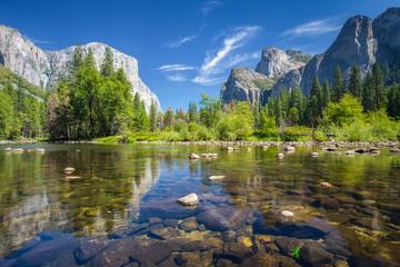 Yosemite National Park, California, USA Wall mural