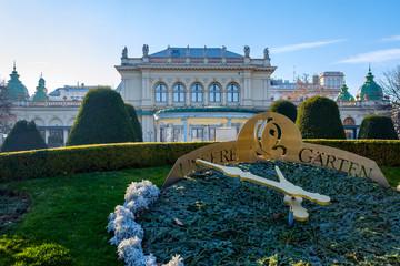 Garden in Wien