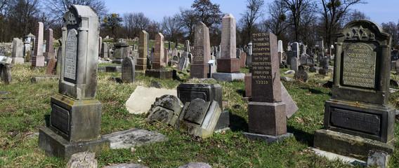 Cimitero Ebraico a Bielistock Polonia