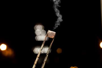 hookah hot coals for smoking