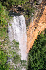 Fitzroy Falls up close - Kangaroo Valley, Australia