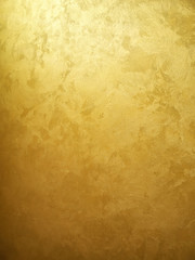 Gold background texture.