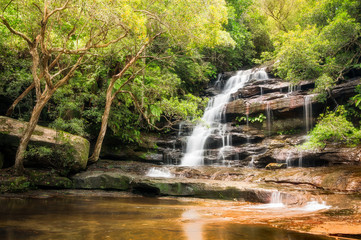 Somersby Falls - NSW, Australia