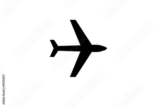 Avion stylis photo libre de droits sur la banque d 39 images image 143131671 - Dessin avion stylise ...