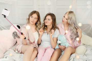 Bed party