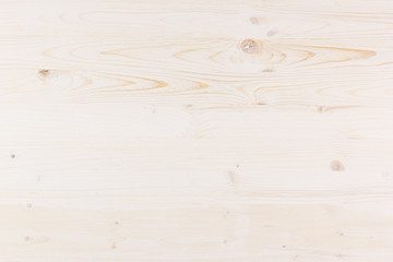 White light new wooden board, texture background.