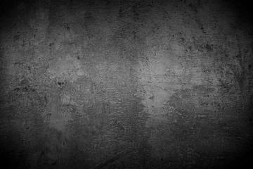 Black monochrome slate background.