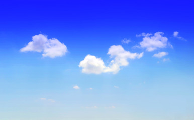 Blue sky with cloud,Sky clouds background,white fluffy clouds in the blue sky,Nice white cloud on the sky.