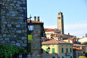 Civitella in val di chiana, Tuscany Italy