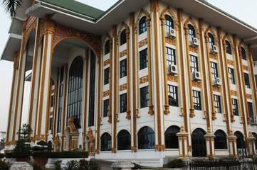 Laos: Das Nationale Kulturmuseum in Vientiane
