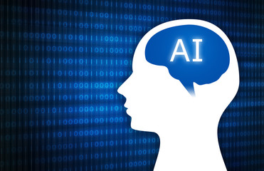 イラスト素材: 人工知能、AI