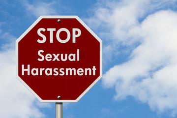 Stopping sexual harassment