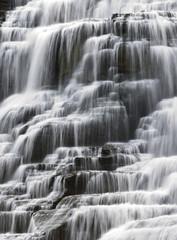 Finger Lakes Waterfalls. Waterfalls of New York State