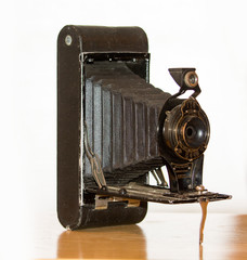 Antique  Folding Camera No 2C