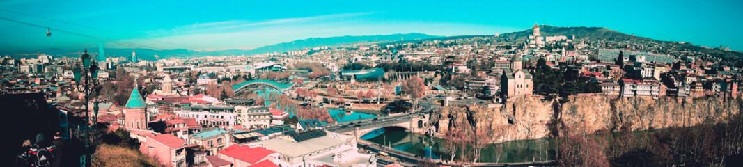 Sunny Georgia, Tbilisi