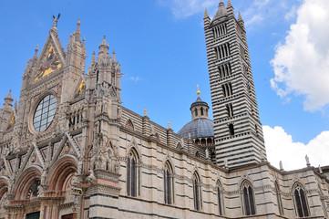 The Duomo, Siena, Italy