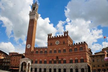 Ville Dei Medici, Siena, Italy (il Campo Piazza)