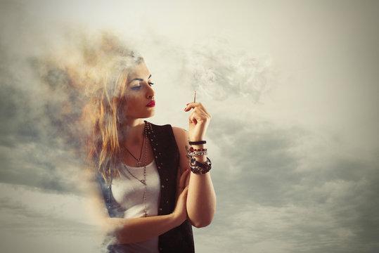 Dangerous smoking
