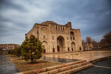 Bukhara, Khanqah Nadir Divan Begi, Uzbekistan