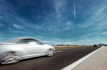 Highway speed motion