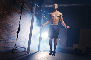 Skipping on jump rope is the best cardio