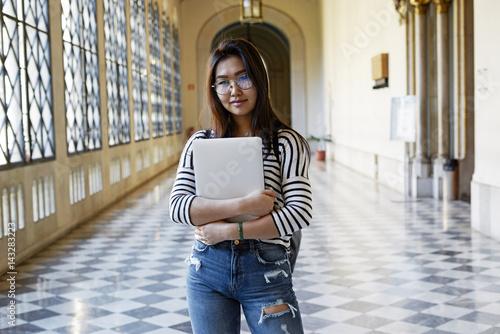 Cute asian college girls