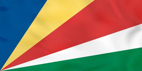 Image result for seychelles flag banner horizontal
