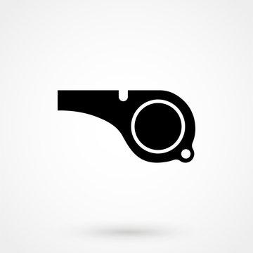 The whistle icon