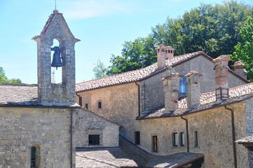 Sanctuary At La  Verna,  Tuscany, Italy