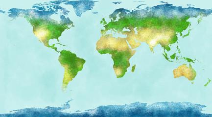 Cerca Immagini Cartina Del Mondo