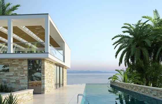 Villa am Meer 1