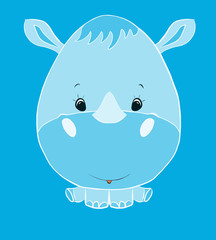 little funny rhino