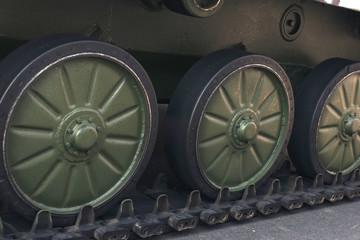 Tank Trucks, Armored Vehicle Tracks, Military vehicle tracks