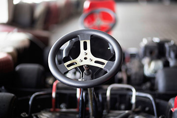 go kart steering wheel