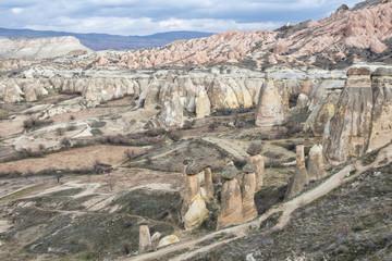 Cappadocia, landscape