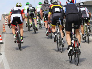 cycling road race