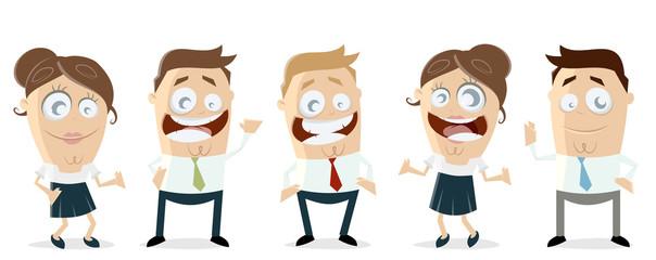 business team teamwork clipart