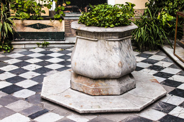 Ancient Well Patio