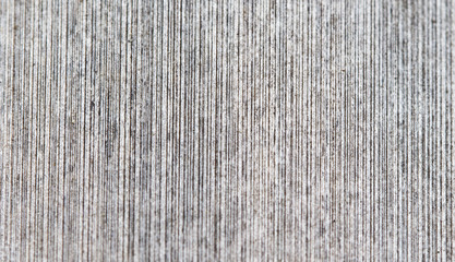 Regular wood texture with vertical lines. Pale grey wooden background for natural banner.