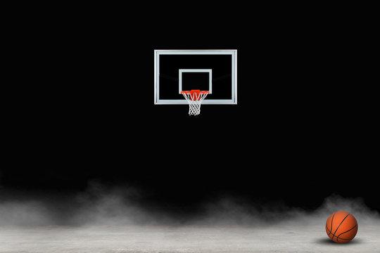 Basketball graphic image