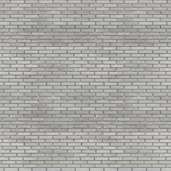 Dark gray brick wall seamless texture