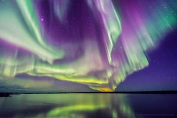 Aurora  Fototapete
