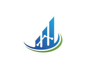 Business finance logos