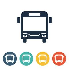 Transportation Icons - Bus