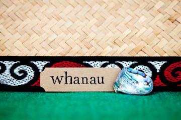 New Zealand - Maori theme