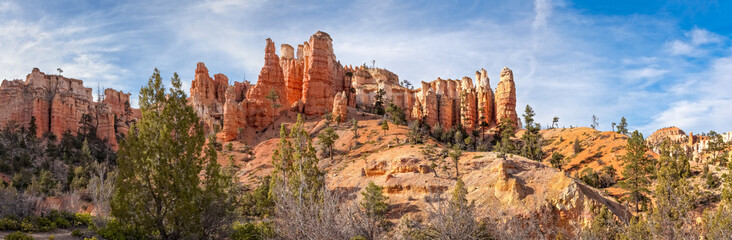 Water Canyon Panorama - Bryce Canyon National Park