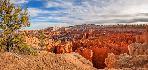 Sunset Point Panorama - Bryce Canyon National Park