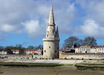 tour de la lanterne du port de la Rochelle