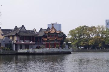 Yuehu Park, Ningbo, China